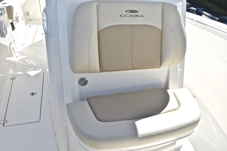 Thumbnail 65 for New 2019 Cobia 301 CC Center Console boat for sale in Miami, FL