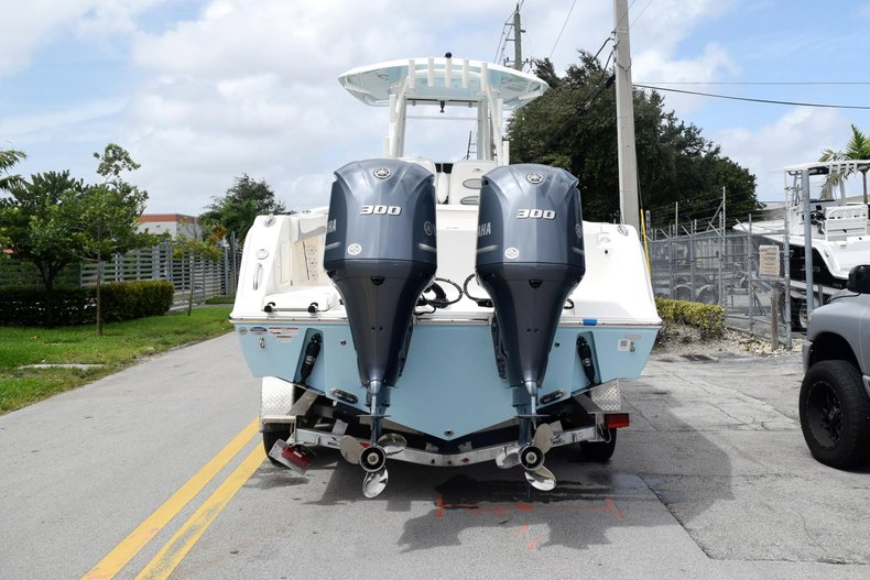 Thumbnail 2 for New 2019 Cobia 301 CC Center Console boat for sale in Vero Beach, FL