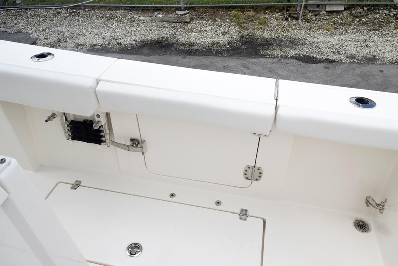 Thumbnail 31 for New 2019 Cobia 301 CC Center Console boat for sale in Vero Beach, FL