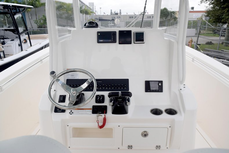 Thumbnail 37 for New 2019 Cobia 301 CC Center Console boat for sale in Vero Beach, FL