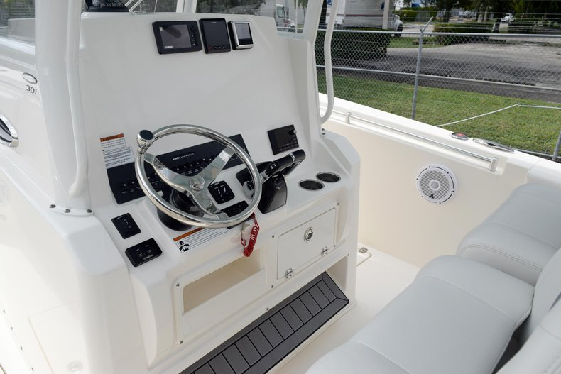 Thumbnail 57 for New 2019 Cobia 301 CC Center Console boat for sale in Vero Beach, FL