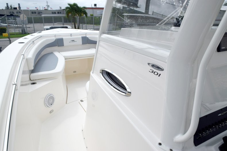 Thumbnail 71 for New 2019 Cobia 301 CC Center Console boat for sale in Vero Beach, FL