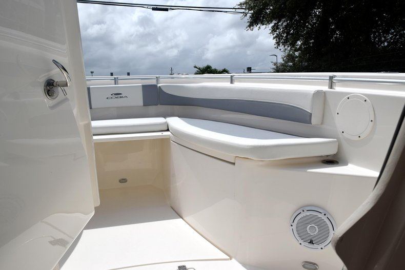 Thumbnail 89 for New 2019 Cobia 301 CC Center Console boat for sale in Vero Beach, FL