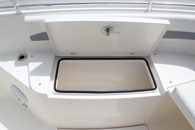 Thumbnail 92 for New 2019 Cobia 301 CC Center Console boat for sale in Vero Beach, FL