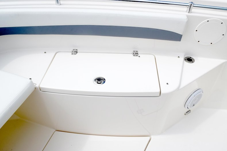 Thumbnail 94 for New 2019 Cobia 301 CC Center Console boat for sale in Vero Beach, FL