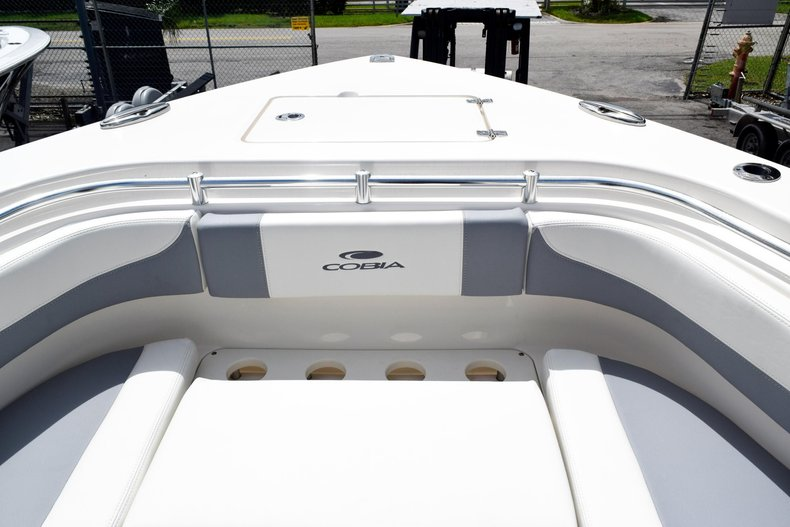 Thumbnail 96 for New 2019 Cobia 301 CC Center Console boat for sale in Vero Beach, FL