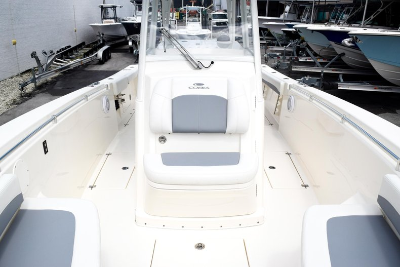 Thumbnail 99 for New 2019 Cobia 301 CC Center Console boat for sale in Vero Beach, FL