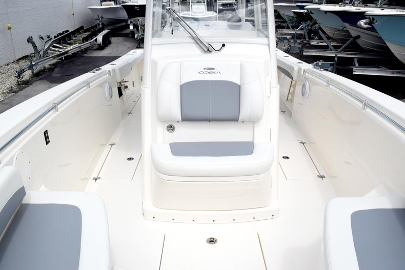Thumbnail 101 for New 2019 Cobia 301 CC Center Console boat for sale in Vero Beach, FL