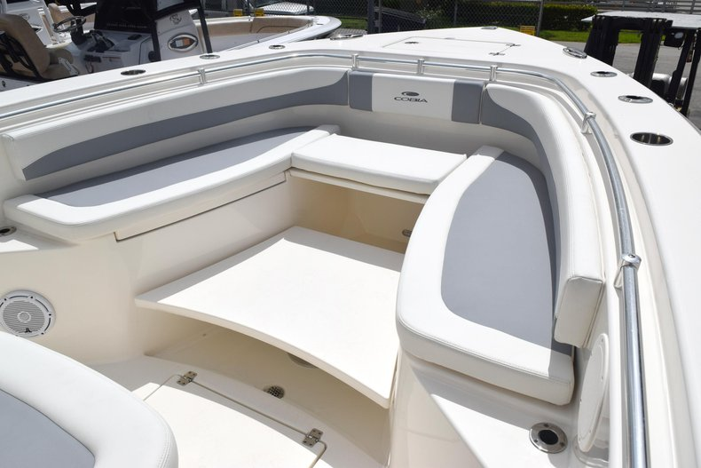 Thumbnail 103 for New 2019 Cobia 301 CC Center Console boat for sale in Vero Beach, FL
