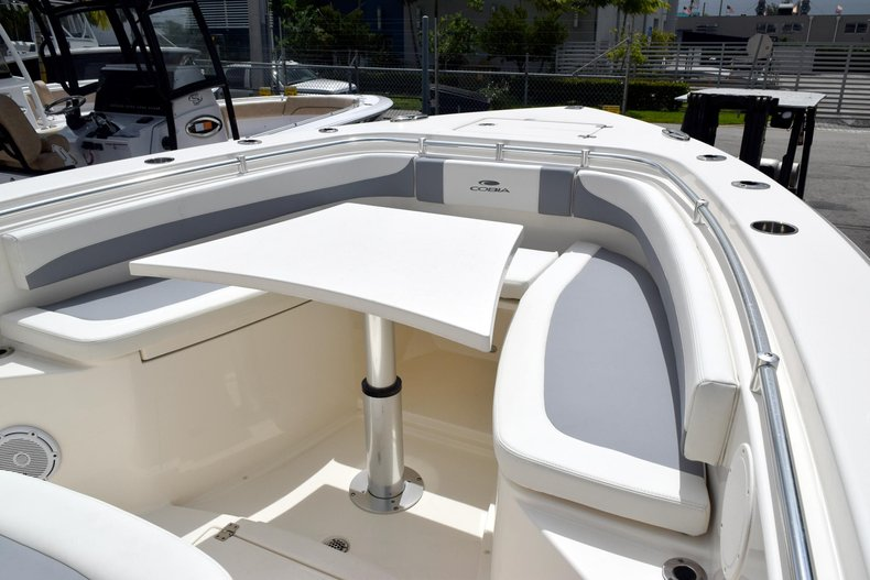Thumbnail 104 for New 2019 Cobia 301 CC Center Console boat for sale in Vero Beach, FL