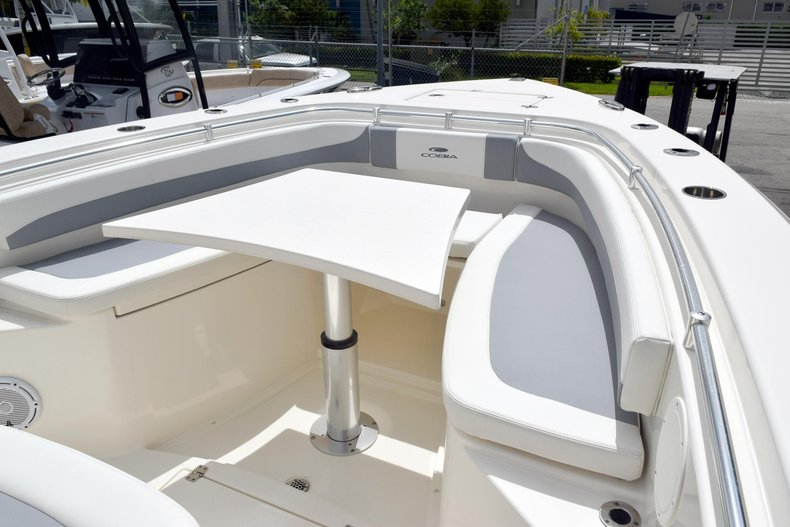 Thumbnail 105 for New 2019 Cobia 301 CC Center Console boat for sale in Vero Beach, FL