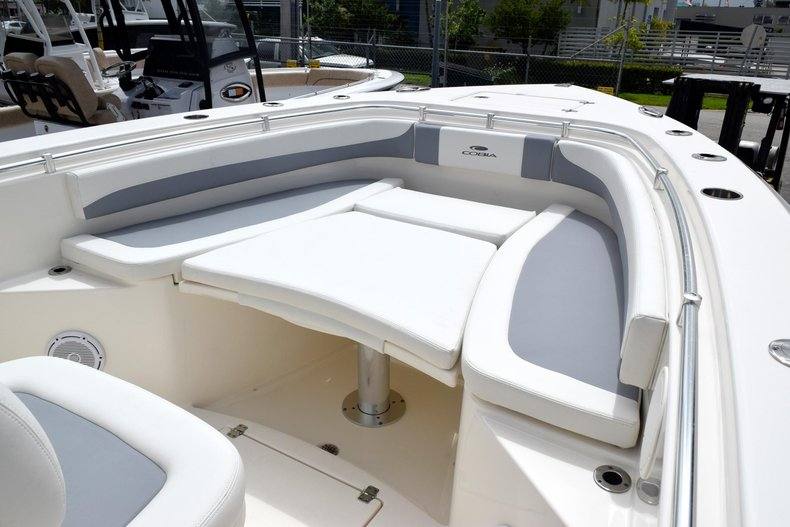 Thumbnail 107 for New 2019 Cobia 301 CC Center Console boat for sale in Vero Beach, FL
