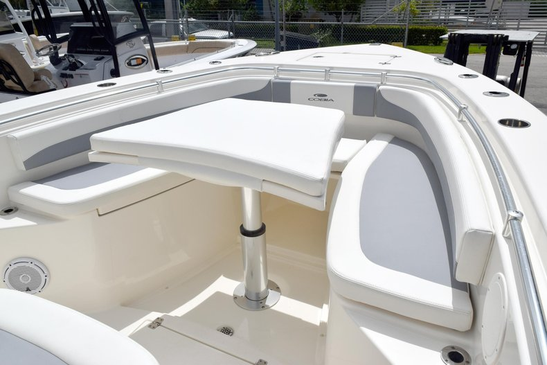 Thumbnail 106 for New 2019 Cobia 301 CC Center Console boat for sale in Vero Beach, FL