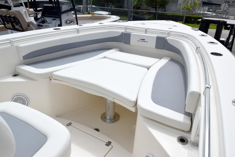 Thumbnail 108 for New 2019 Cobia 301 CC Center Console boat for sale in Vero Beach, FL