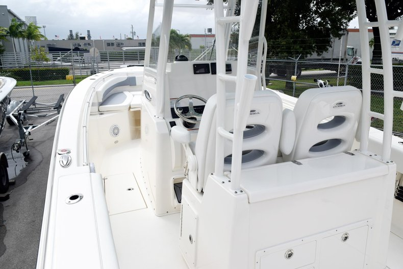 Thumbnail 113 for New 2019 Cobia 301 CC Center Console boat for sale in Vero Beach, FL