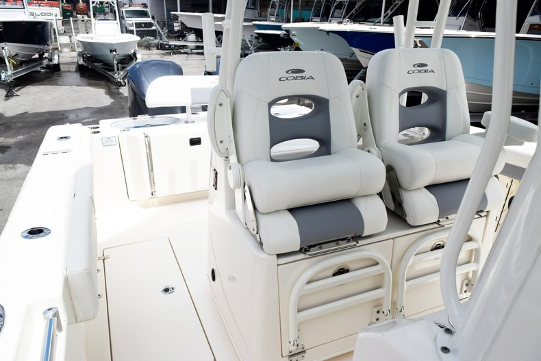 Thumbnail 111 for New 2019 Cobia 301 CC Center Console boat for sale in Vero Beach, FL