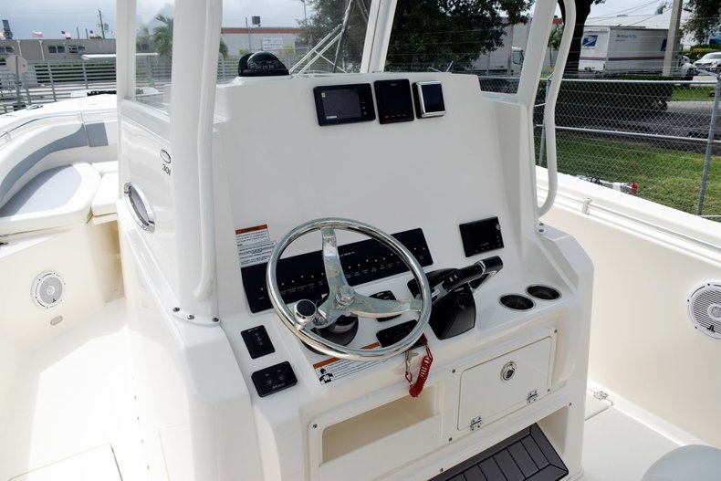 Thumbnail 119 for New 2019 Cobia 301 CC Center Console boat for sale in Vero Beach, FL