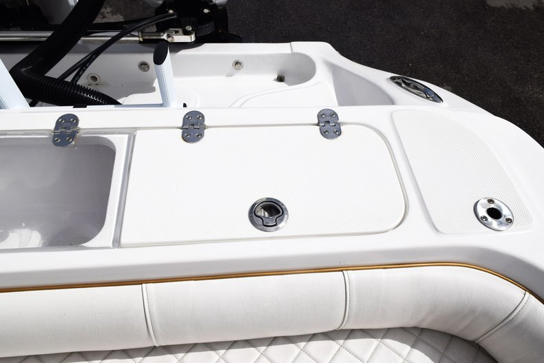 Thumbnail 20 for Used 2018 Glasstream 328 boat for sale in Miami, FL