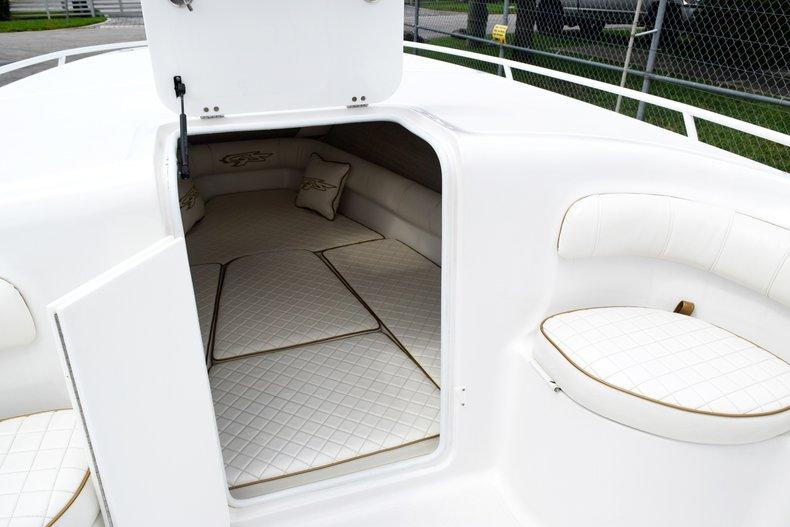 Thumbnail 82 for Used 2018 Glasstream 328 boat for sale in Miami, FL