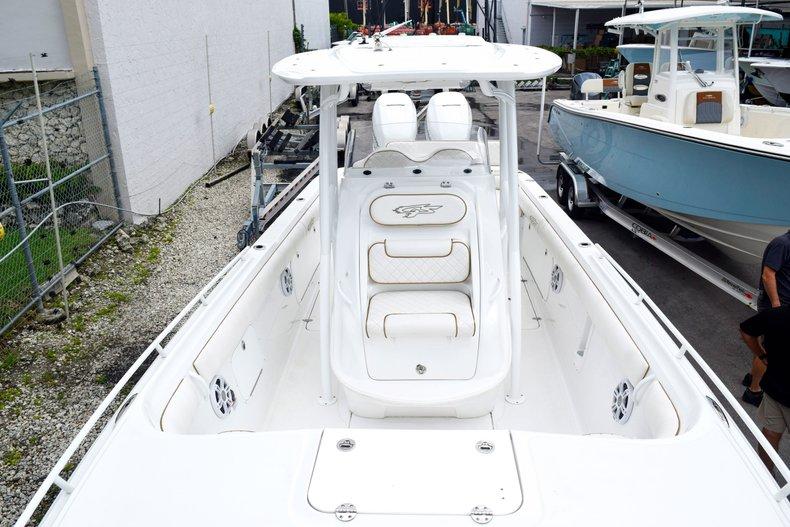 Thumbnail 104 for Used 2018 Glasstream 328 boat for sale in Miami, FL