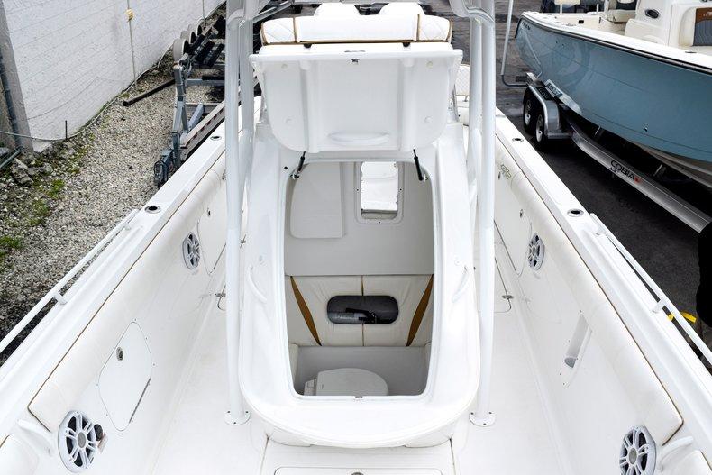 Thumbnail 107 for Used 2018 Glasstream 328 boat for sale in Miami, FL