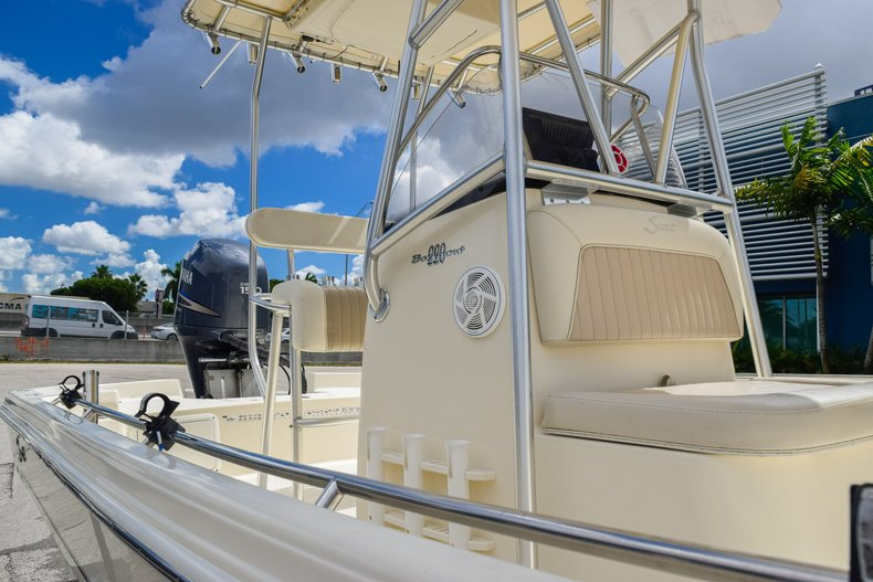 Thumbnail 10 for Used 2004 Scout 220 Bay Scout boat for sale in Miami, FL