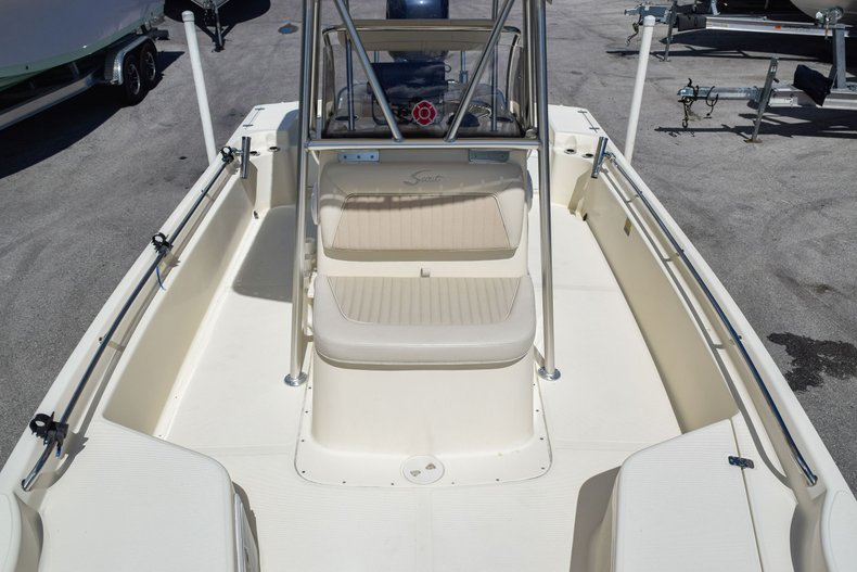 Thumbnail 41 for Used 2004 Scout 220 Bay Scout boat for sale in Miami, FL