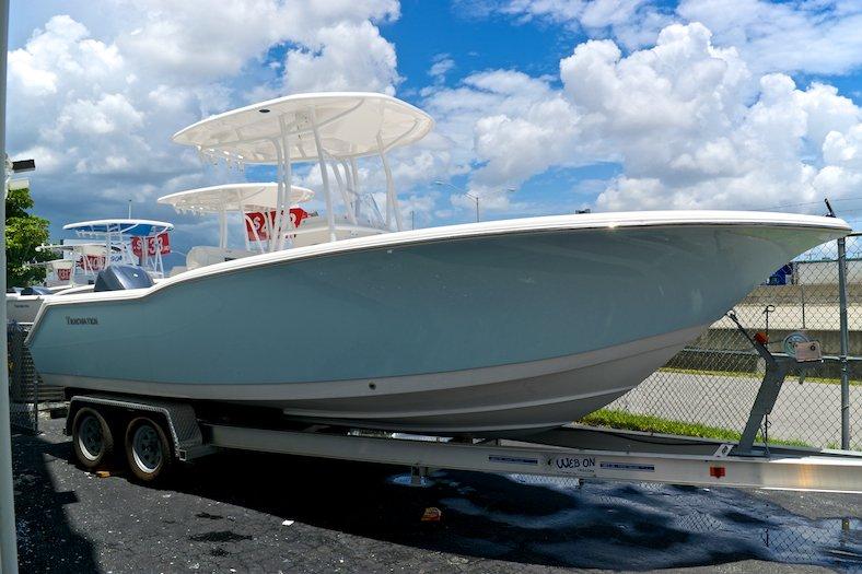 New 2014 Tidewater 230 CC Adventure Center Console for sale
