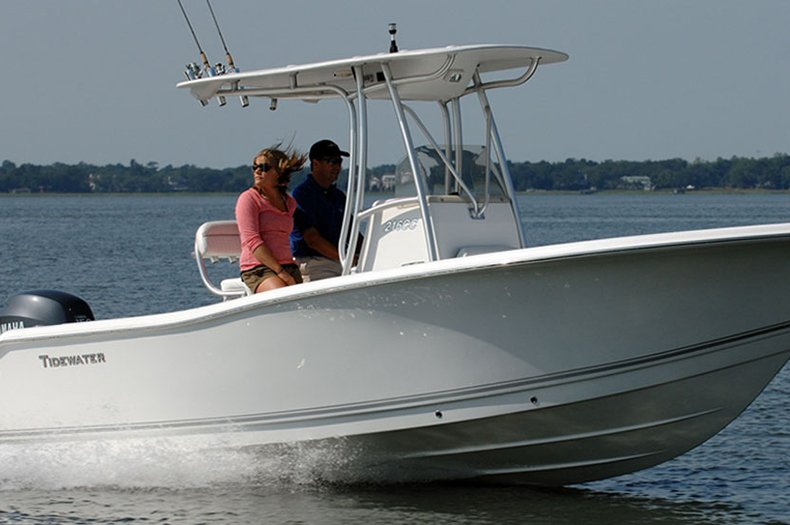 New 2015 Tidewater 216 CC Adventure Center Console for sale