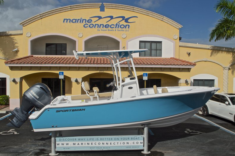 New 2017 Sportsman Open 212 Center Console boat for sale in Fort Lauderdale, FL