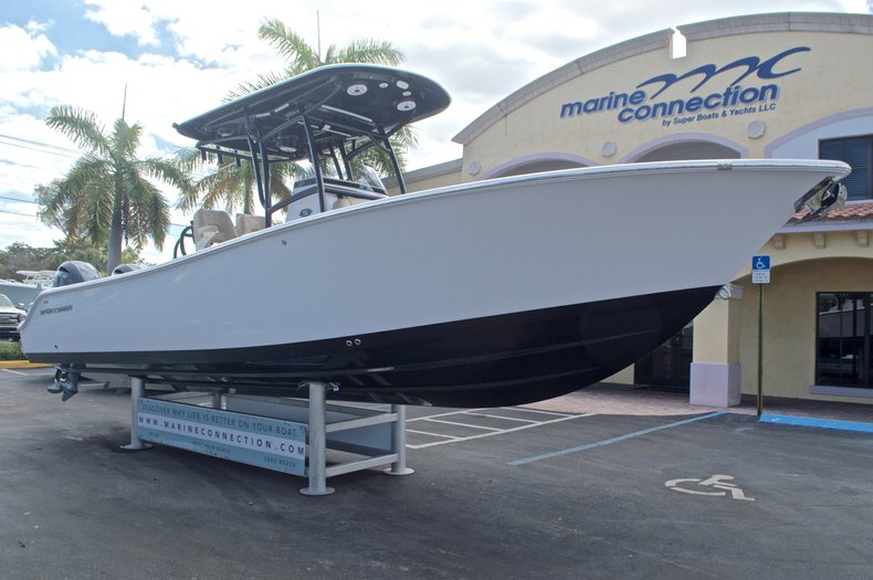 New 2017 Sportsman Open 282 Te Center Console Boat For