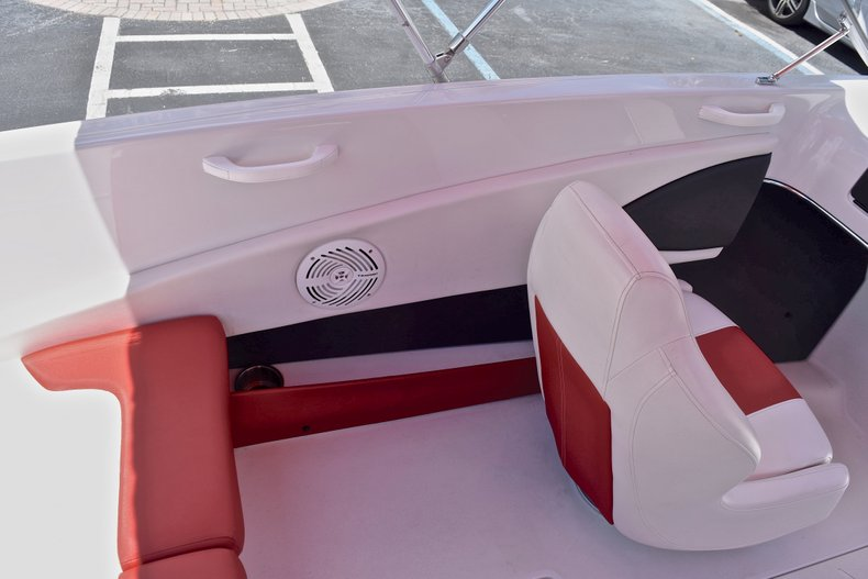 Thumbnail 23 for Used 2014 Glastron GT185 Bowrider boat for sale in Fort Lauderdale, FL