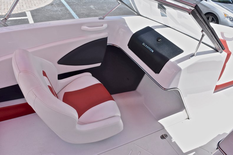 Thumbnail 32 for Used 2014 Glastron GT185 Bowrider boat for sale in Fort Lauderdale, FL