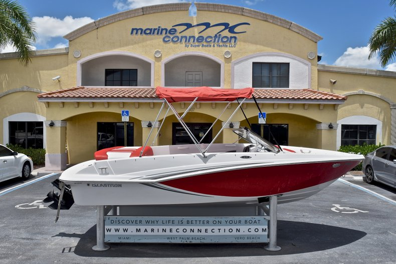 Used 2014 Glastron GT185 Bowrider boat for sale in Fort Lauderdale, FL