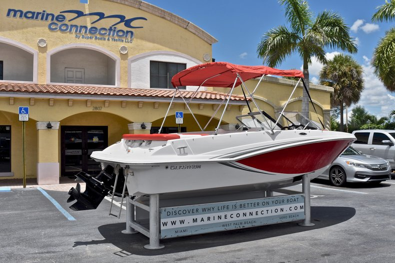 Thumbnail 7 for Used 2014 Glastron GT185 Bowrider boat for sale in Fort Lauderdale, FL