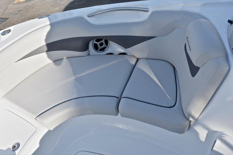 Thumbnail 44 for New 2018 Hurricane 203 SunDeck Sport OB boat for sale in Fort Lauderdale, FL