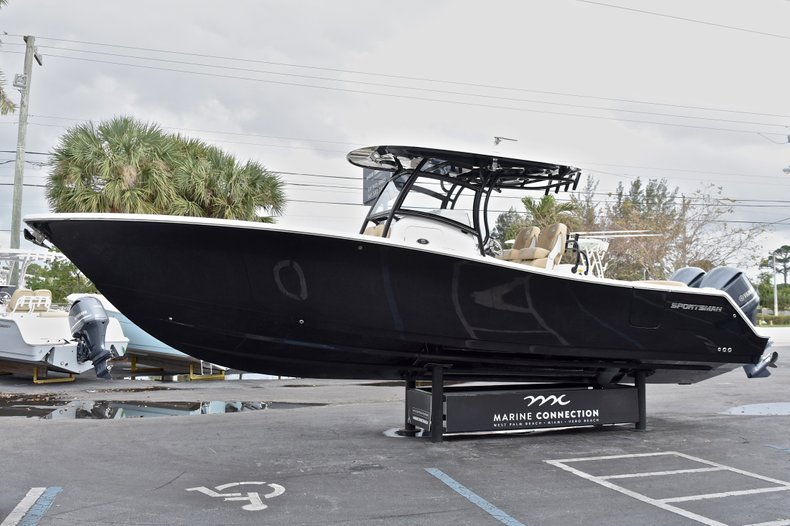 Thumbnail 5 for New 2018 Sportsman Open 312 Center Console boat for sale in Fort Lauderdale, FL