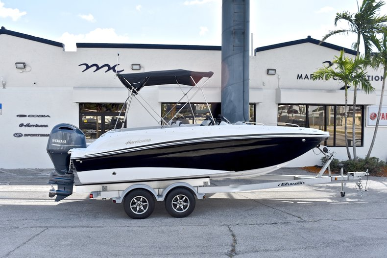 Photo for 2018 Hurricane 218 SunDeck Sport OB
