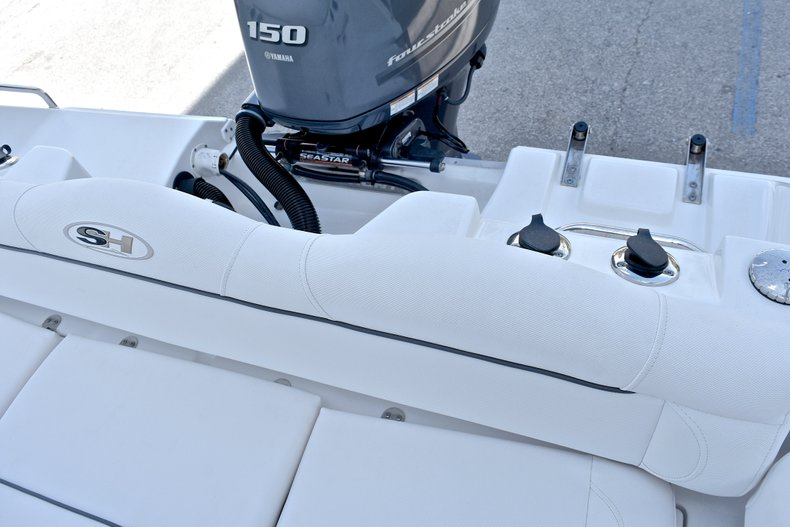 Thumbnail 10 for Used 2015 Sea Hunt 211 Ultra boat for sale in Fort Lauderdale, FL