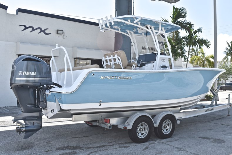 Thumbnail 7 for New 2019 Sportsman Heritage 241 Center Console boat for sale in Fort Lauderdale, FL
