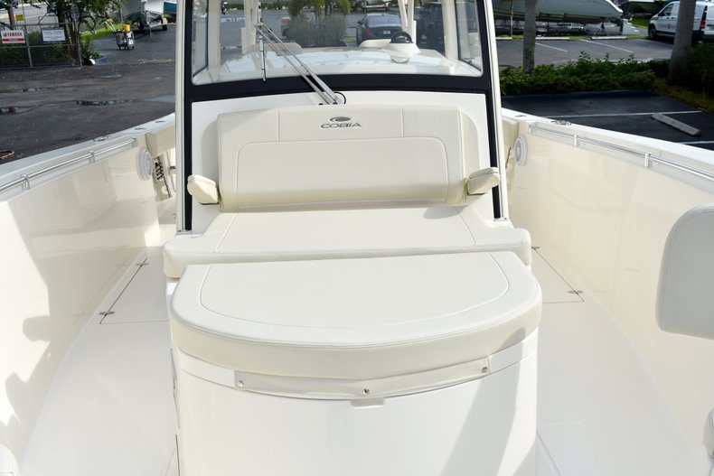 Thumbnail 80 for New 2019 Cobia 344 Center Console boat for sale in Fort Lauderdale, FL