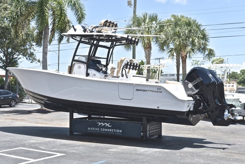 Thumbnail 7 for New 2019 Sportsman Open 282 TE Center Console boat for sale in West Palm Beach, FL