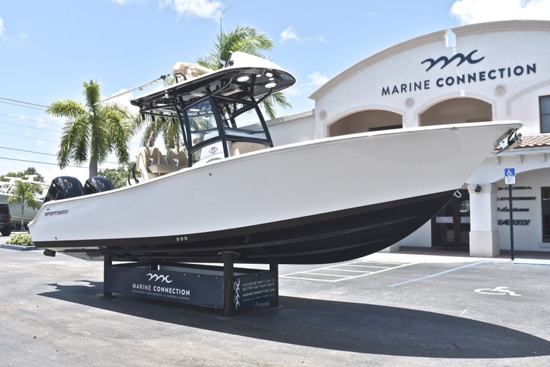 Thumbnail 1 for New 2019 Sportsman Open 282 TE Center Console boat for sale in West Palm Beach, FL