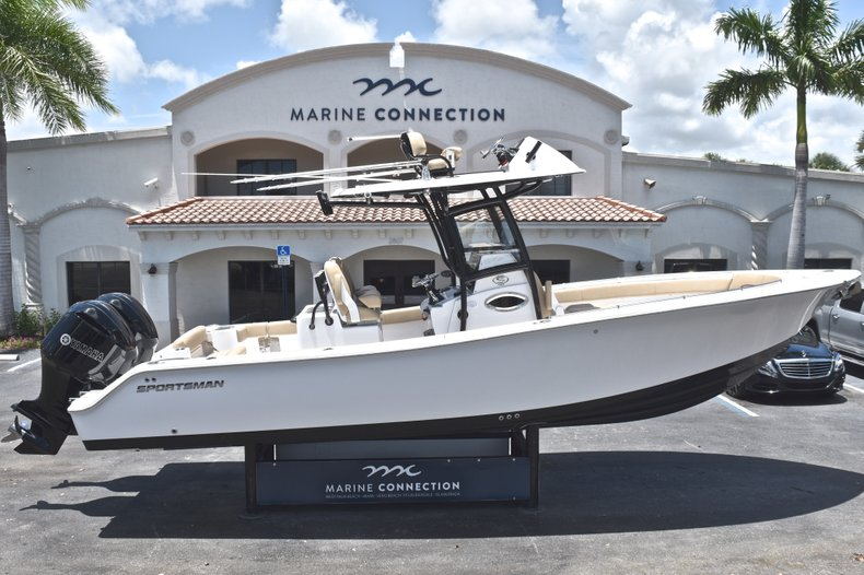 New 2019 Sportsman Open 282 TE Center Console boat for sale in Fort Lauderdale, FL