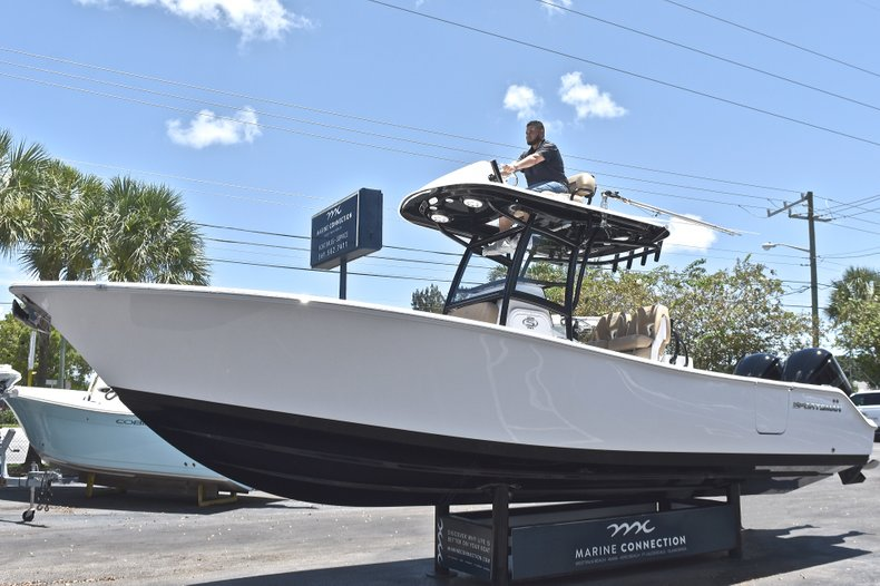 Thumbnail 13 for New 2019 Sportsman Open 282 TE Center Console boat for sale in West Palm Beach, FL