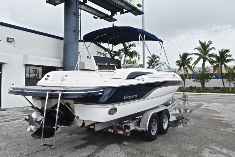 Thumbnail 6 for Used 2007 Bryant 240 Bowrider boat for sale in Fort Lauderdale, FL