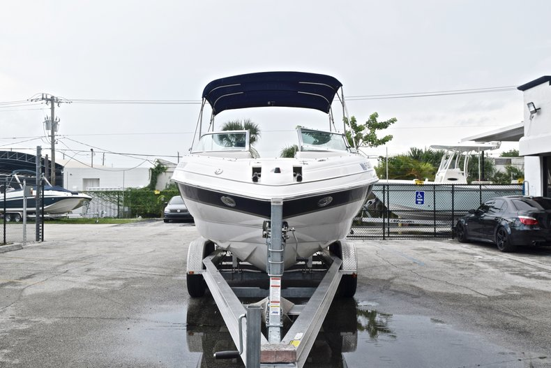 Thumbnail 2 for Used 2007 Bryant 240 Bowrider boat for sale in Fort Lauderdale, FL