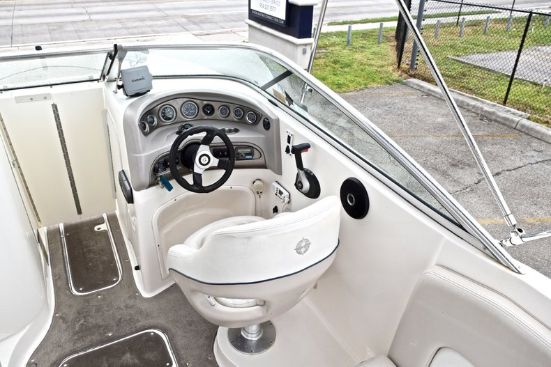 Thumbnail 30 for Used 2007 Bryant 240 Bowrider boat for sale in Fort Lauderdale, FL