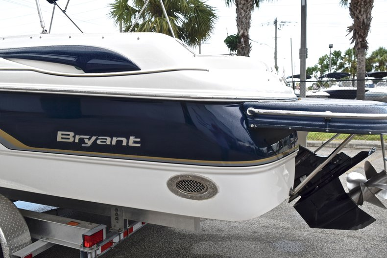 Thumbnail 11 for Used 2007 Bryant 240 Bowrider boat for sale in Fort Lauderdale, FL