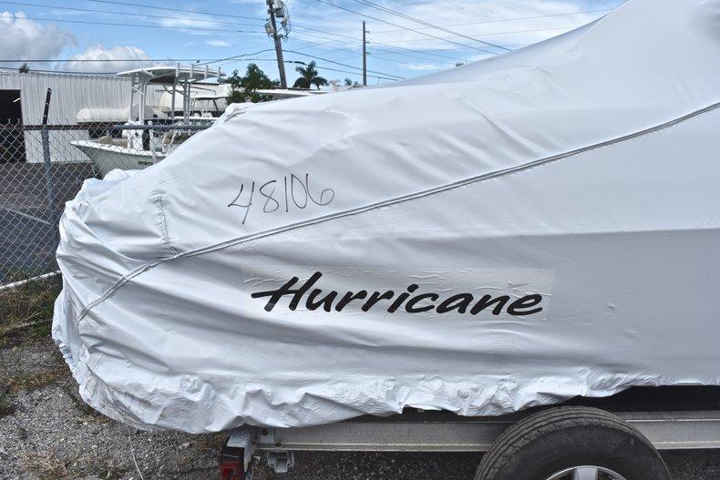 Thumbnail 1 for New 2019 Hurricane SunDeck SD 187 OB boat for sale in Fort Lauderdale, FL